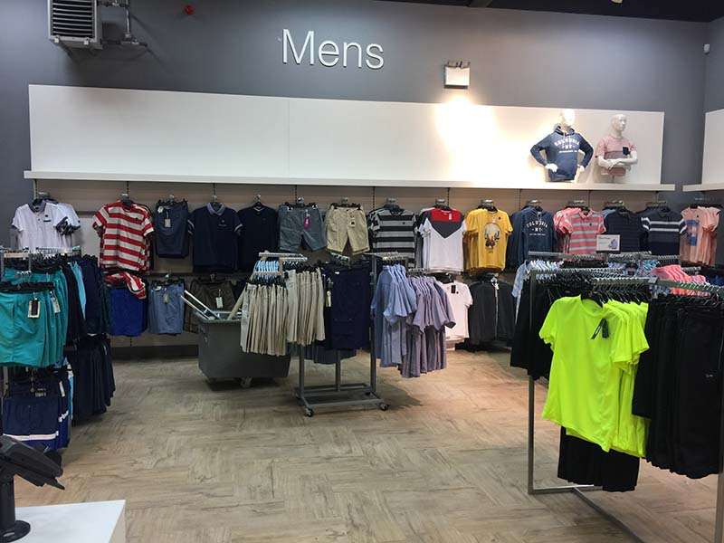 Shop fit-out for Dunnes Stores, Dungarvan